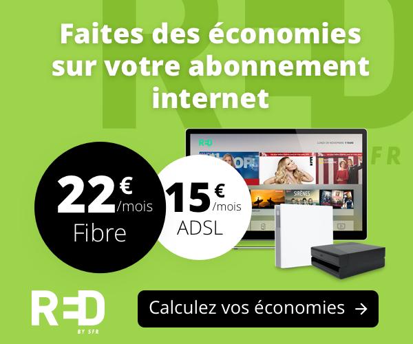 Calculez les économies que vous pouvez faire sur votre abonnement ADSL ou Fibre grâce à notre outil
