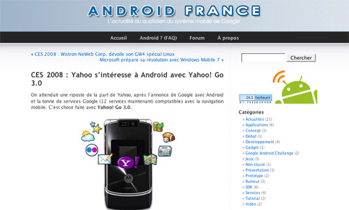 Android France