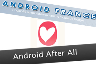Android France 3> Android After All