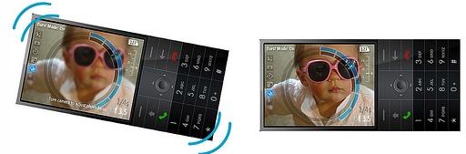 Windows Mobile 7 - Gesture