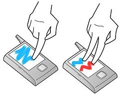Windows Mobile 7 - Finger
