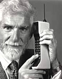 Martin Cooper Android
