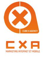 LOGO CXA, marketing mobile, internet conseil