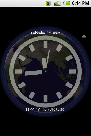 Android Global Time