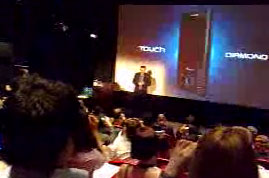 HTC londre Diamond