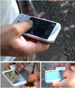 Le G1 sous Android en image
