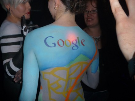 GoogleLogoPainted
