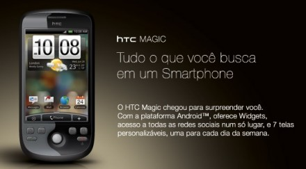 HTC Magic Sense