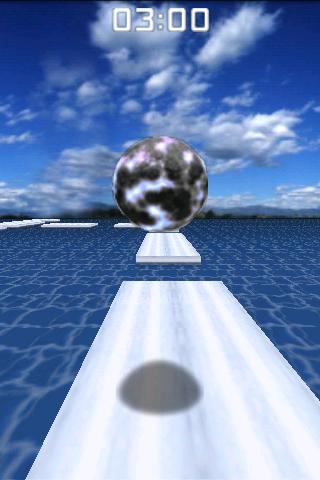 Jumpy Ball 3D : la balle rebondit, rebondit...