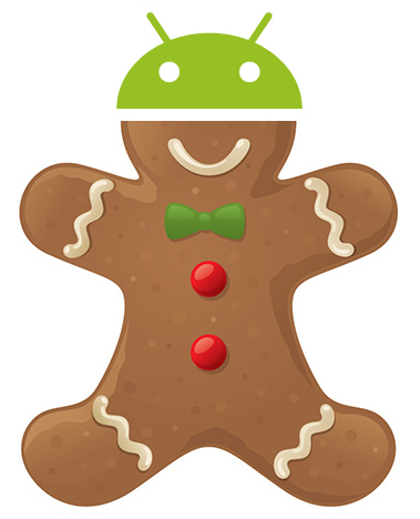 GAOSP Gingerbread