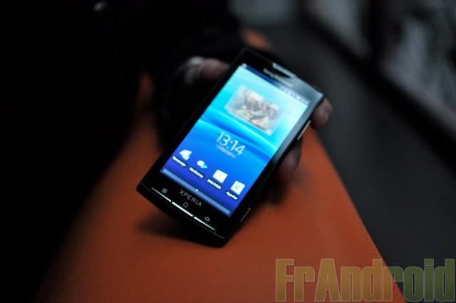 Subway Surf Для Sony Ericsson Xperia X8 С Версией Андроид 2.1
