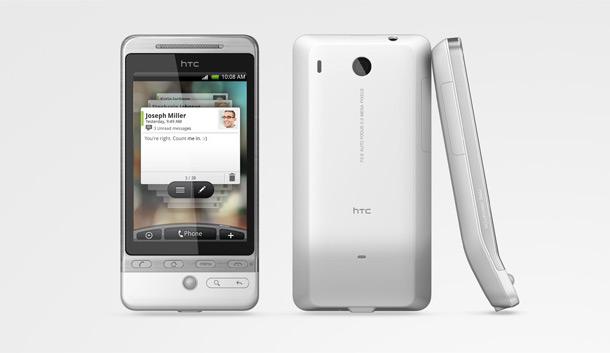 HTC Hero - Le Planning des MàJ