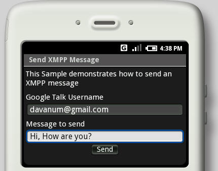 Android XMPP